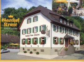 Gasthof Pension Krone, Schuttertal