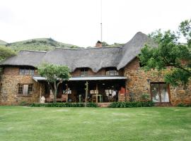 The Cowshed, Lydenburg