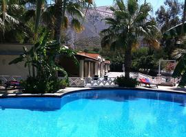 Hotel Al Togo, Vulcano