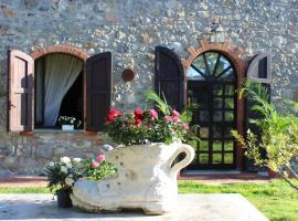 Villa Italia, Casole d'Elsa