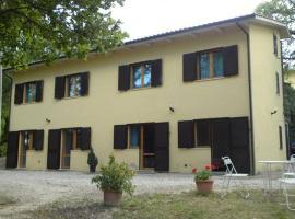 Agriturismo Col Cacione, Assisi