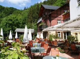 Hotel Forsthaus, Bad Schandau