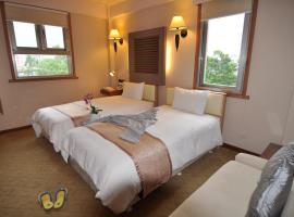 Tian Long Hotel, Jiaoxi