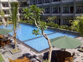 龍目島花園酒店, 馬塔蘭