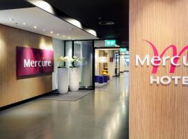 Mercure Hotel Schiphol Terminal, Схипхол