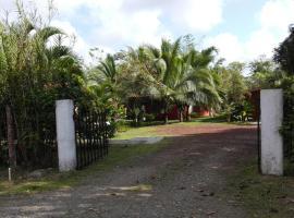 Posada Rural Río Celeste, El Achiote