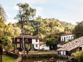 Reserva do Tanque, Santana dos Montes