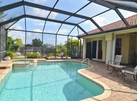 Villa Bellevue, Cape Coral