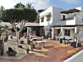 Hotel las Calas, Agua Amarga