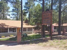Hidden Rest Cabins, Pinetop-Lakeside