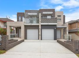 Pearson Villas Sydney, Wentworthville