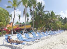 Hotel Cocoplum Beach, 산 안드레스