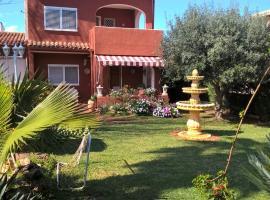 Villa Fuente, Benifayó