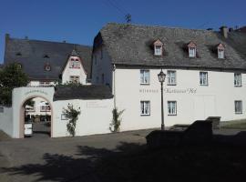 Weinhaus Kurtrierer Hof, Leiwen