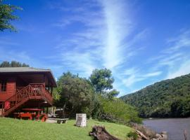 Areena Riverside Resort & Private Game Reserve, Kwelera