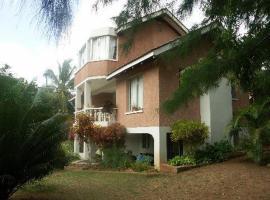Max House, Msambweni