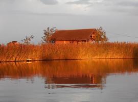 Lac de Pescuit Moby Dick, Dorolţ
