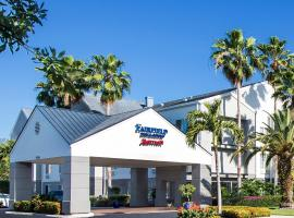Fairfield Inn & Suites by Marriott Fort Myers Cape Coral, Cypress Lake