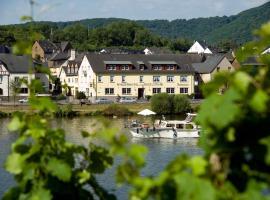 Winzerhotel und Restaurant zum Moselstrand, Briedern