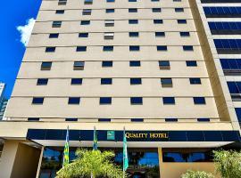 Quality Hotel Goiania, Goiânia