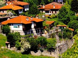 Feggaropetra Inn Magic Mountain House, Palaios Panteleimon