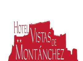 Hotel Escuela Vistas de Montánchez, Montánchez