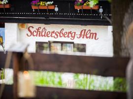 Hotel Schliersbergalm, Schliersee