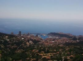 Monaco Sea View Villa, La Turbie