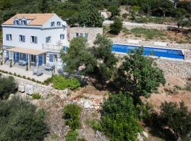 Villa Ella, Frajga