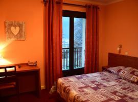 Hotel Bellevue, Ayse