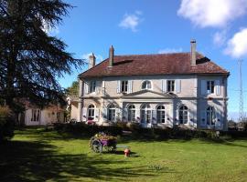 Demeure de l'île rollet, Saint-Jean-de-Losne