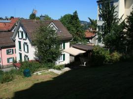 Felsenstrasse, St. Gallen