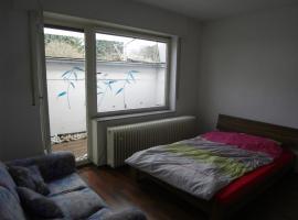 Möblierte Wohnung, Χαϊδελβέργη