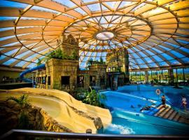Aquaworld Resort Budapest, Budapešta