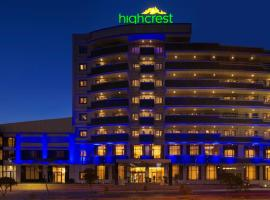 HighCrest Hotel, As Sulaymānīyah
