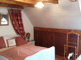 """Chambre d'Hôtes """"Au Vigneron"""", Triembach-au-Val"""