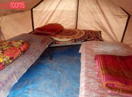 ADB Rooms Camp All go trip, Rishīkesh