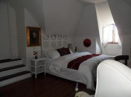 Nupen Manor Bed and Breakfast
