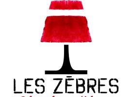 B&B Les Zèbres, La Richardais