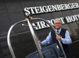 Steigenberger Airport Hotel Amsterdam, Schiphol