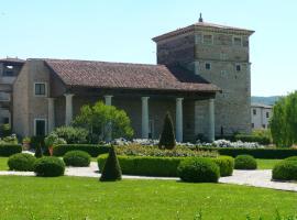 villa trissino rossi, Sarego