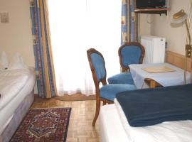 Hotel Alpenblick, Bad Gaštajn