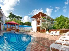 Hotel Bahía Pinorroa, Capurganá