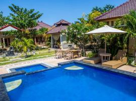 Tropical Hideaways Resort, Gili Meno