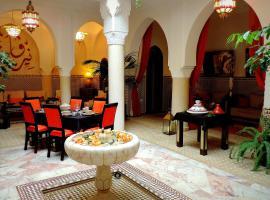 尼爾瓦納摩洛哥傳統庭院住宅