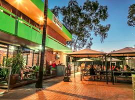 Haven Backpackers Resort, Alice Springs