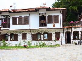 Family Hotel Dinchova kushta, Rozhen