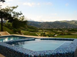 Finca Los Vinedos de Galilea, Quebradagrande