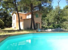 Maison dans la Pinède, Aix-en-Provence