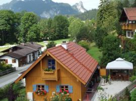 Gästehaus Wintersteller, Ettal